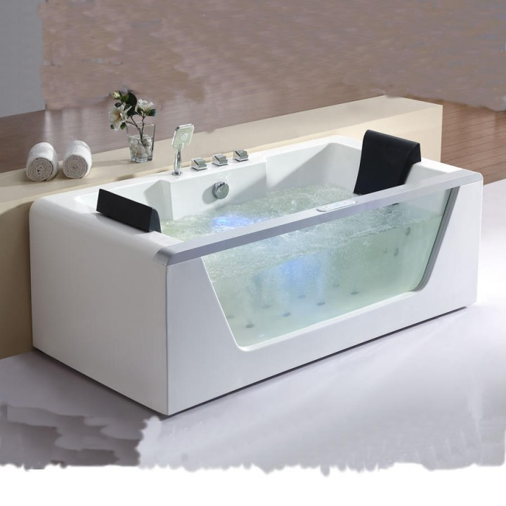 Whirlpool Bathtub for Two People – AM196 | Beauty Saunas and ...