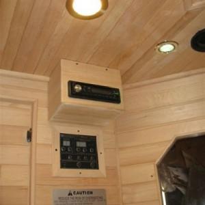 Far Infrared Sauna – BS-9225