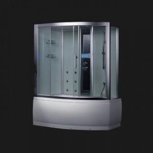 Steam Shower/ Whirlpool Bathtub DA328F3 59.1″x40-18″x87″