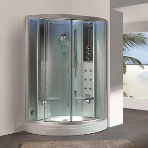 DZ931F3 Steam Shower 47.25″x47.25″x87″