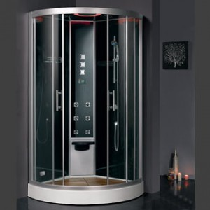 DZ950F8 Steam Shower 37.5″x37.5″x91″