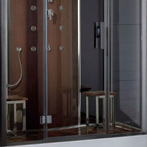 DZ956F8 Steam Shower 59.1″x35.4″x87″