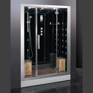 DZ972F8 Steam Shower 59.1″x32.5″x87″