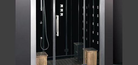 modular steam shower