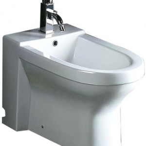 One Piece Skirted Bidet JA1010