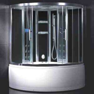 Ariel Platinum DA324HF3 Combo Steam Shower by EAGO