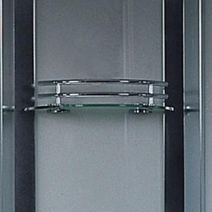 DA324HF3 Steam Shower 60″x 60″x 89″