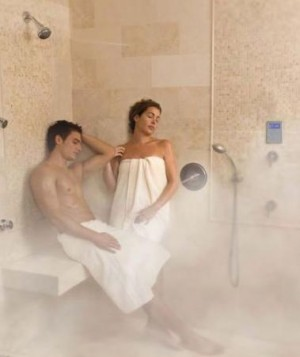 Steam shower health benefits