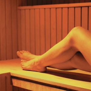 saunas are beneficial for heart