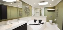 Modern Bathroom fixtures