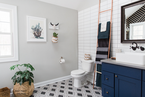 inexpensive-bathroom-makeover