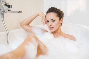 taking-a-bath-relaxation